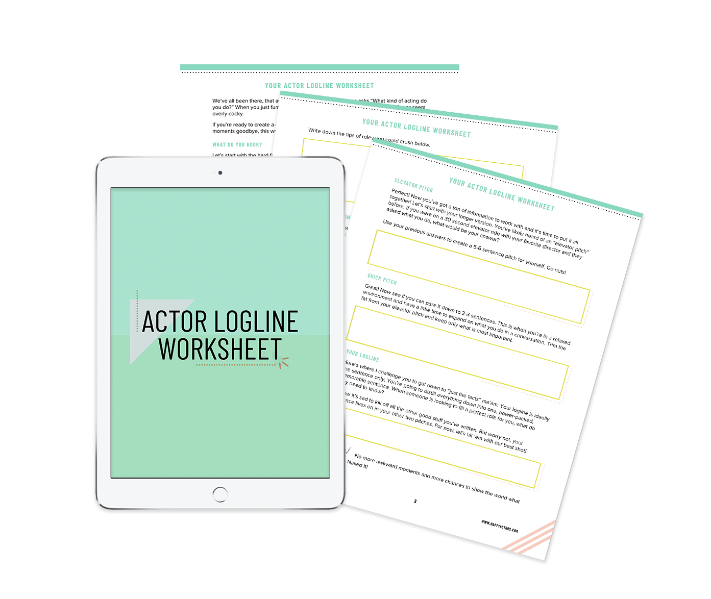 Blog CTA Actor Logline Worksheet copy